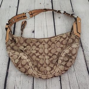 COACH PURSE FOR REPAIR OR PROJECTS